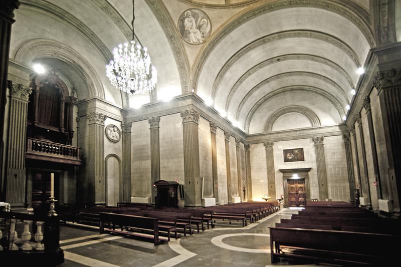 Parroquia de Santa María de Pedralbes – Barcelona
